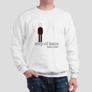 Stay at Home Dad Cast Logo Sweatshirt
