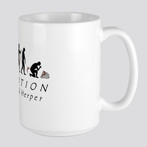 Evolution of a Field Herper Mugs