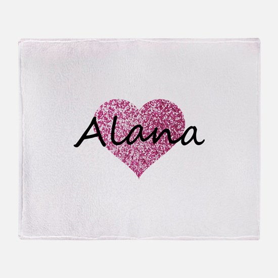 Alana Throw Blanket