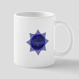 blueglobalstar Mug