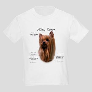 Silky Terrier Kids Light T-Shirt