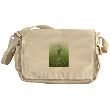 Meditative Solstice Messenger Bag