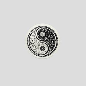 Yen Yang Art Design  Mini Button