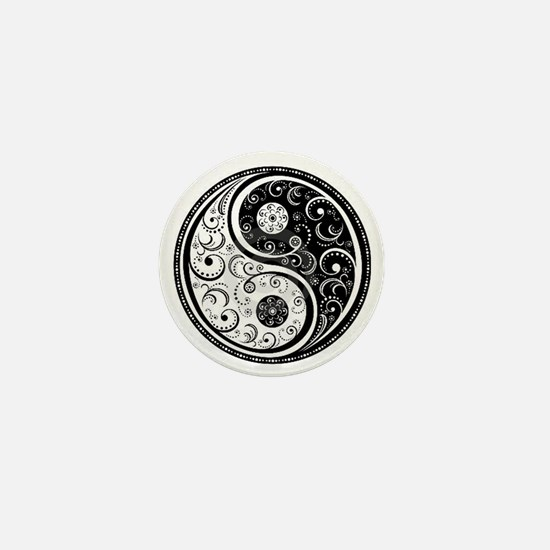 Yen Yang Art Design  Mini Button