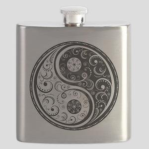 Yen Yang Art Design  Flask