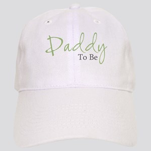 Daddy To Be (Green Script) Cap