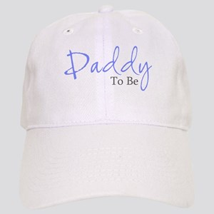 Daddy To Be (Blue Script) Cap