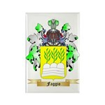 Faggio Rectangle Magnet (100 pack)