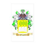 Faggio Sticker (Rectangle 50 pk)