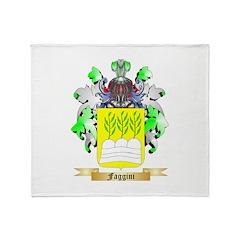 Faggini Throw Blanket