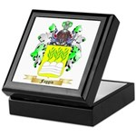 Faggin Keepsake Box