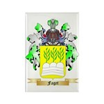Faget Rectangle Magnet (100 pack)