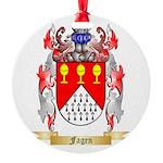 Fagen Round Ornament
