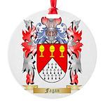 Fagan Round Ornament