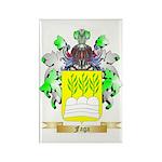 Faga Rectangle Magnet (100 pack)