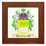 Faga Framed Tile