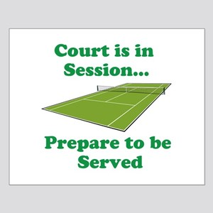 Court is in Session... Posters