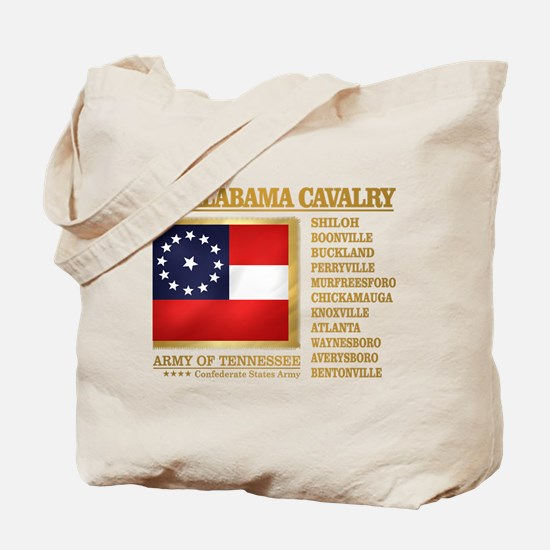 1st Alabama Cavalry (BH2) Tote Bag