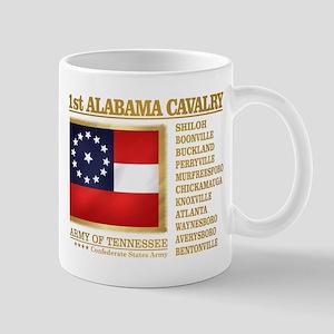 1st Alabama Cavalry (BH2) Mugs