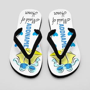 Best Maid Of Honor Flip Flops