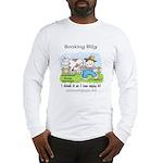 Bonking Billy Scrumpy Long Sleeve T-Shirt
