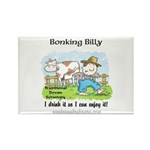 Bonking Billy Scrumpy Magnets