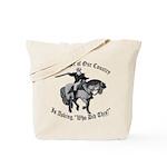 George Washington, Who Did This? Tote Bag