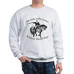 George Washington, Who Did This? Sweatshirt
