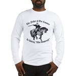 George Washington, What Happen Long Sleeve T-Shirt