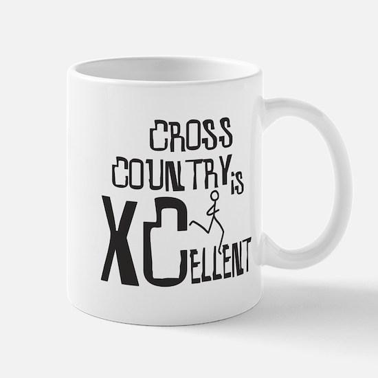 XC Cross Country Mug