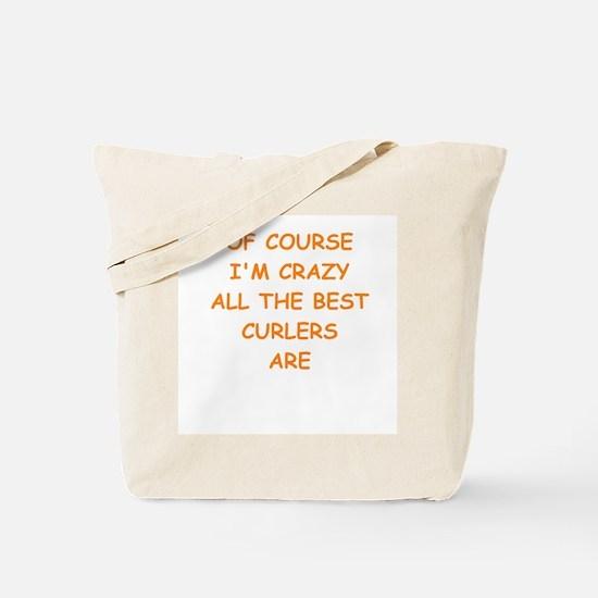CURLERS2 Tote Bag