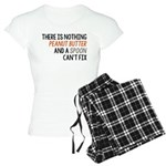 Peanut Butter and Spoon Women's Light Pajamas