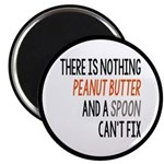 Peanut Butter and Spoon Magnet