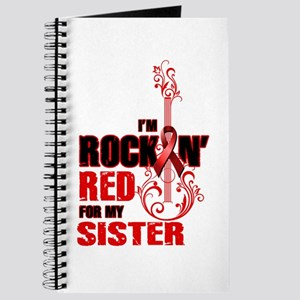 RockinRedFor Sister Journal