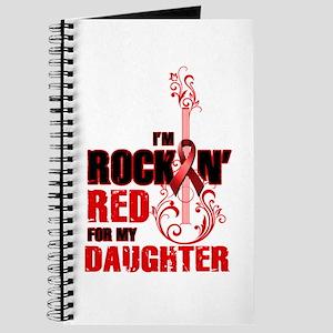 RockinRedFor Daughter Journal
