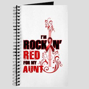 RockinRedFor Aunt Journal
