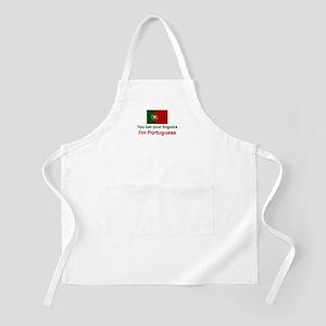 Portuguese Linguica BBQ Apron