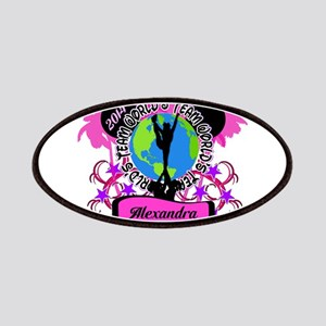 Customizeable Worlds Cheer Patches