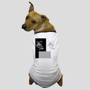 Her Side His Side, Pet bottom Dog T-Shirt