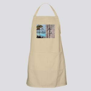 his her paradise Apron
