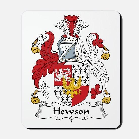 Hewson Mousepad