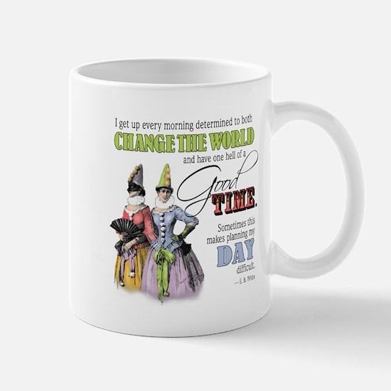 Change The World Mugs