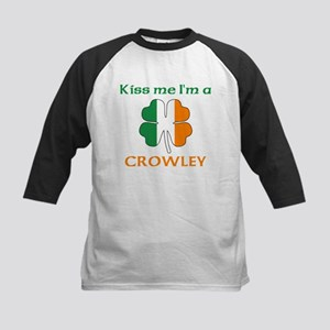 Crowley Family Kids Baseball Jersey