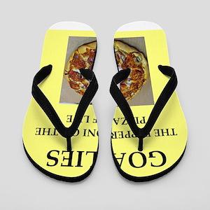 GOALIES Flip Flops
