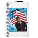Dave Barry For President Journal