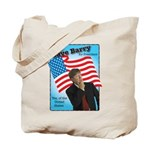 Dave Barry For President Tote Bag