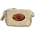 Ve Sun Logo Messenger Bag