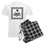 Checkerboard Logo Pajamas