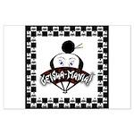 Checkerboard Logo Posters