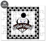 Checkerboard Logo Puzzle